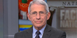 """Dr. Anthony Fauci doesn't vow for a national lockdown unles sCOVID-19 pandemic in the US gets """"really, really bad"""""""