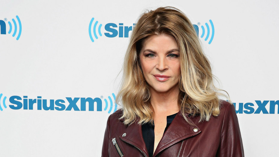 Kirstie Alley under fire after posting endorsement for Donald Trump