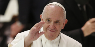 Pope Francis shocks everyone by pushing forward on same-sex marriage