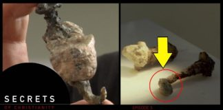 Scientists Uncover Evidence That May Link Ancient Nails To 'Jesus's Crucifixion'