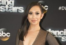 Cheryl Burke suffers head injury ahead of DWYS tonight's competition
