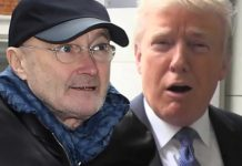 Phil Collins Donald Trump