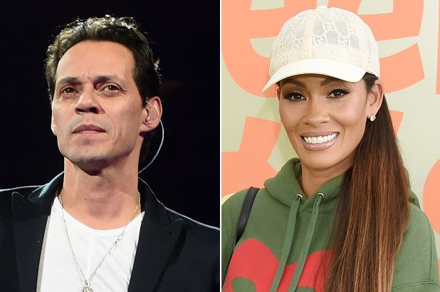 Marc Anthony's rep says he and Evelyn Lozada are not dating