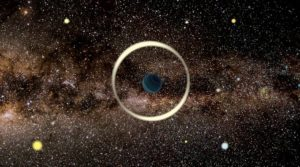 Rogue planet discovered by NASA floating through space without sun