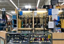 """Wallmart is removing firearmes and ammo from shelves over """"civil unrest"""" concerns"""