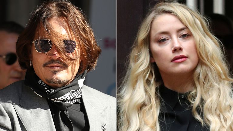 Johnny Depp lost the libel case against The Sun, and his lawyers immediately appealed the decision