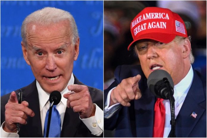 Both Trump and Biden claim Pennsylvania way before the state's official call