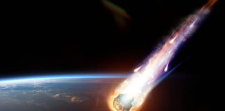 Asteroid the size of Pyramid Of GIza set to pass Earth TODAY