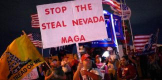 """Trump supporters refuse to accept defeat by backing the """"Stop The Steal"""" protests"""