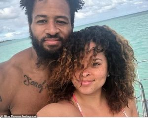 OFF – Earl Thomas & Wife Nina Thomas File For Divorce Following Affair Finding And Gunpoint Arrest