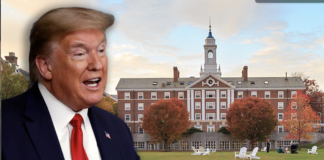 Harvard graduate students start petition to ban Trump officials from school
