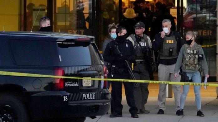 Cops are on the manhunt of the Mayfair Mall shooter in Wisconsin