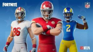 NFL skins for Fortnite
