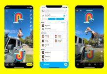 "Snapchat introduces a TikTok copycat named ""Spotlight"""