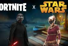 Fortnite Season 5 leak reveals a Star Wars crossover