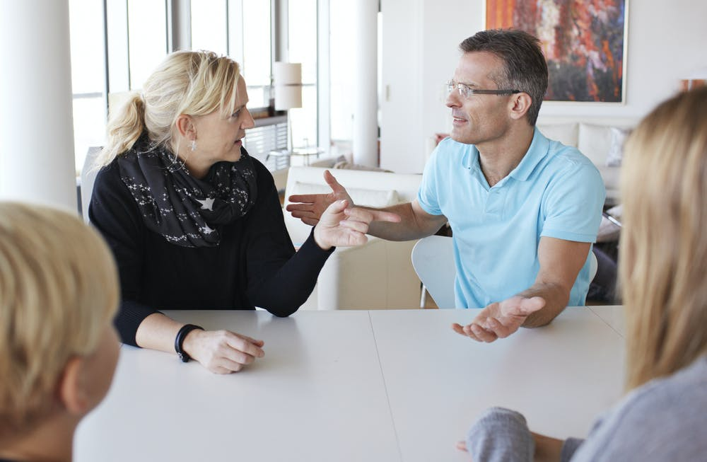 How to keep the conversation conflict-free?