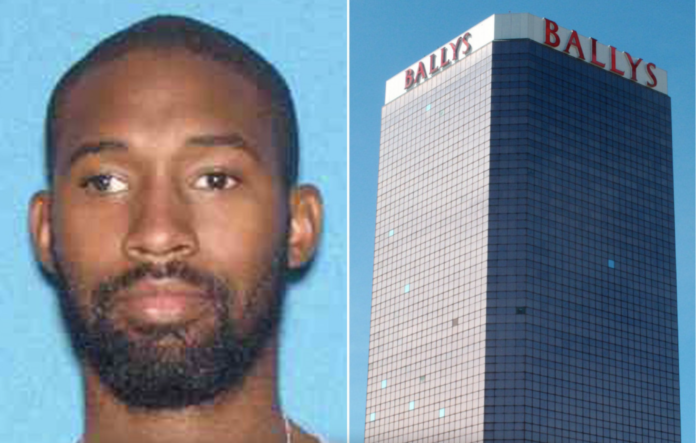 Dante J. McCluney was arrested for robbing an armored truck outside Bally's casino in Atlantic City. Atlantic County Prosecutor's Off