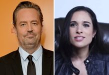 """Friends"" star Mathew Perry got engaged to girlfriend Holly Hurwitz"