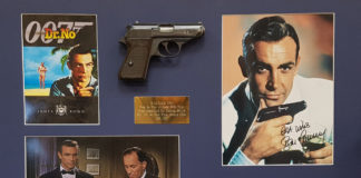 Famous Walther PP pistol is set for auction
