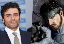 "Oscar Isaac confirmed as Solid Snake for ""Metal Gear Solid"" movie"