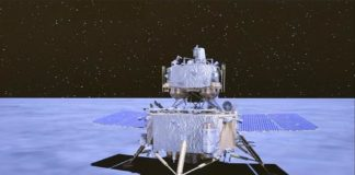 China brought back Moon rocks to Earth with Chang'e-5