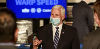 Mike Pence gets the Pfizer COVID-19 vaccine shot live on TV