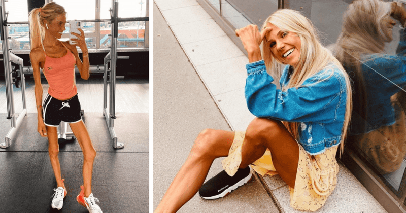 The german influencer died of a heart failure at 24