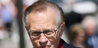 Larry King battles COVID