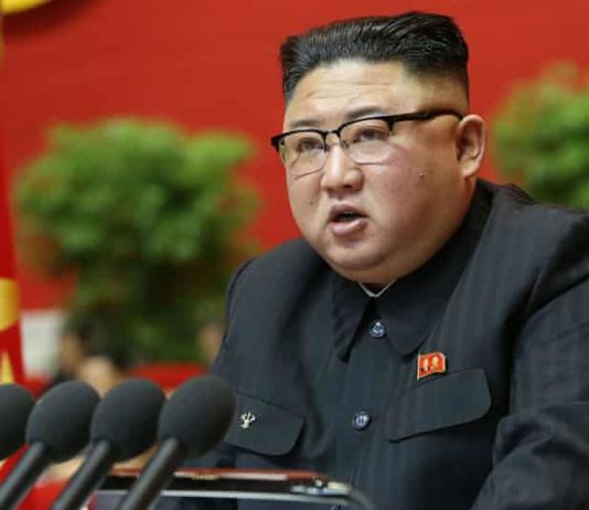 A rare meeting took place in North Korea for Kim Jong-Un to admit his failure on the economic plan set for the nation