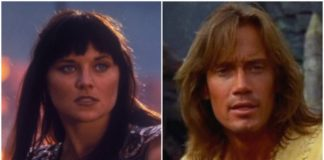 Xena is having an epic fight with Hercules on Twitter over Capitol Riots