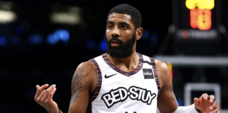 Kyrie Irving Getty Images