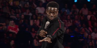 Kevin Hart's Netflix deal is a huge one