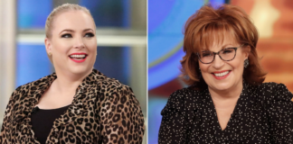 Meghan McCain and Joy Behar ABC
