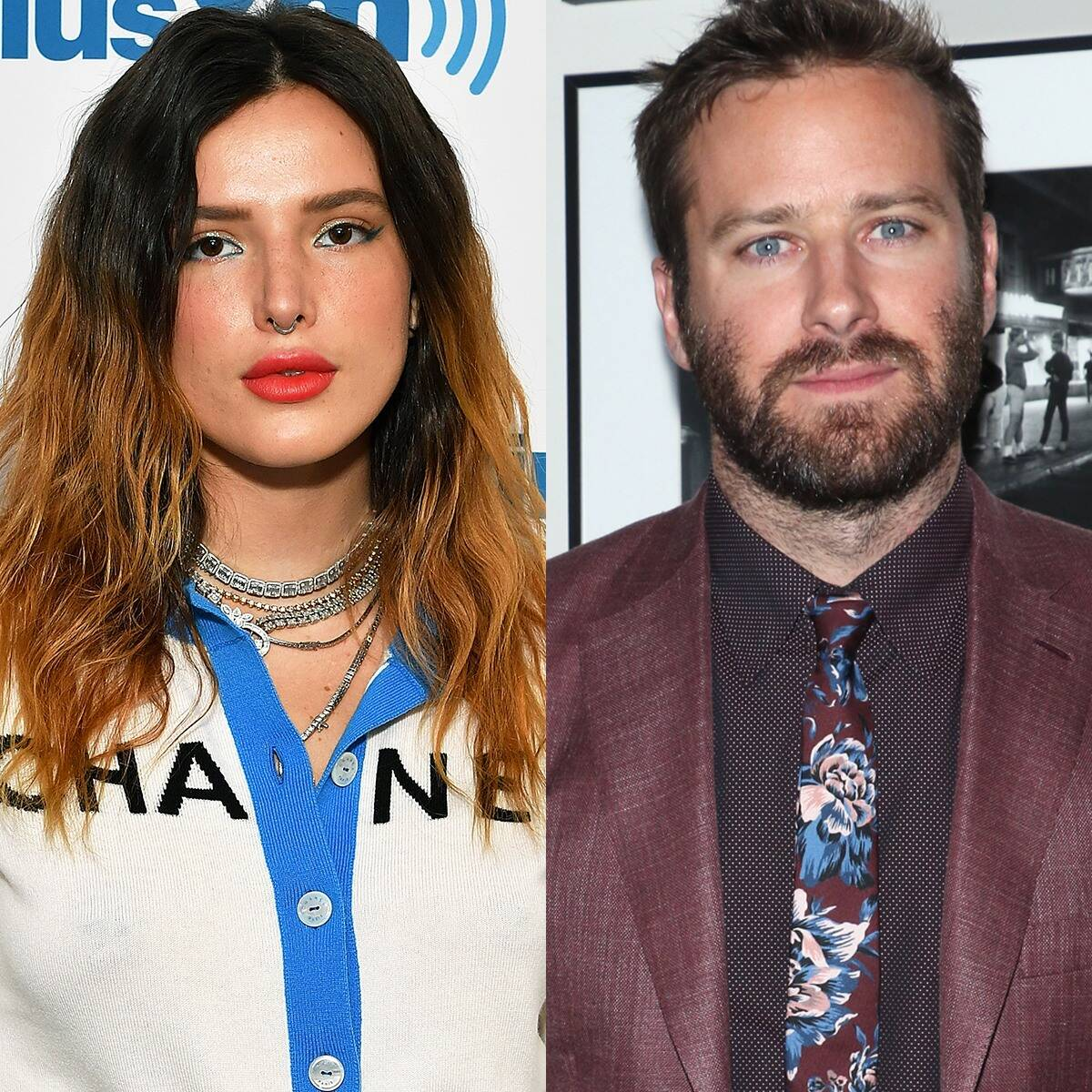 Bella Thorne has come in Armie Hammer's defense