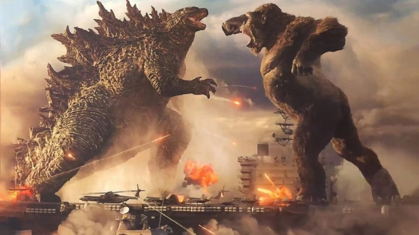Godzilla vs. Kong release date has ben pushed forward two months