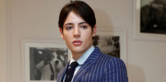 Harry Brant, famous sociality, dies of an accidental drug overdose at 24