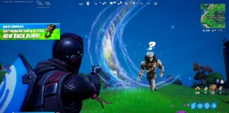 Fortnite Predator Portal