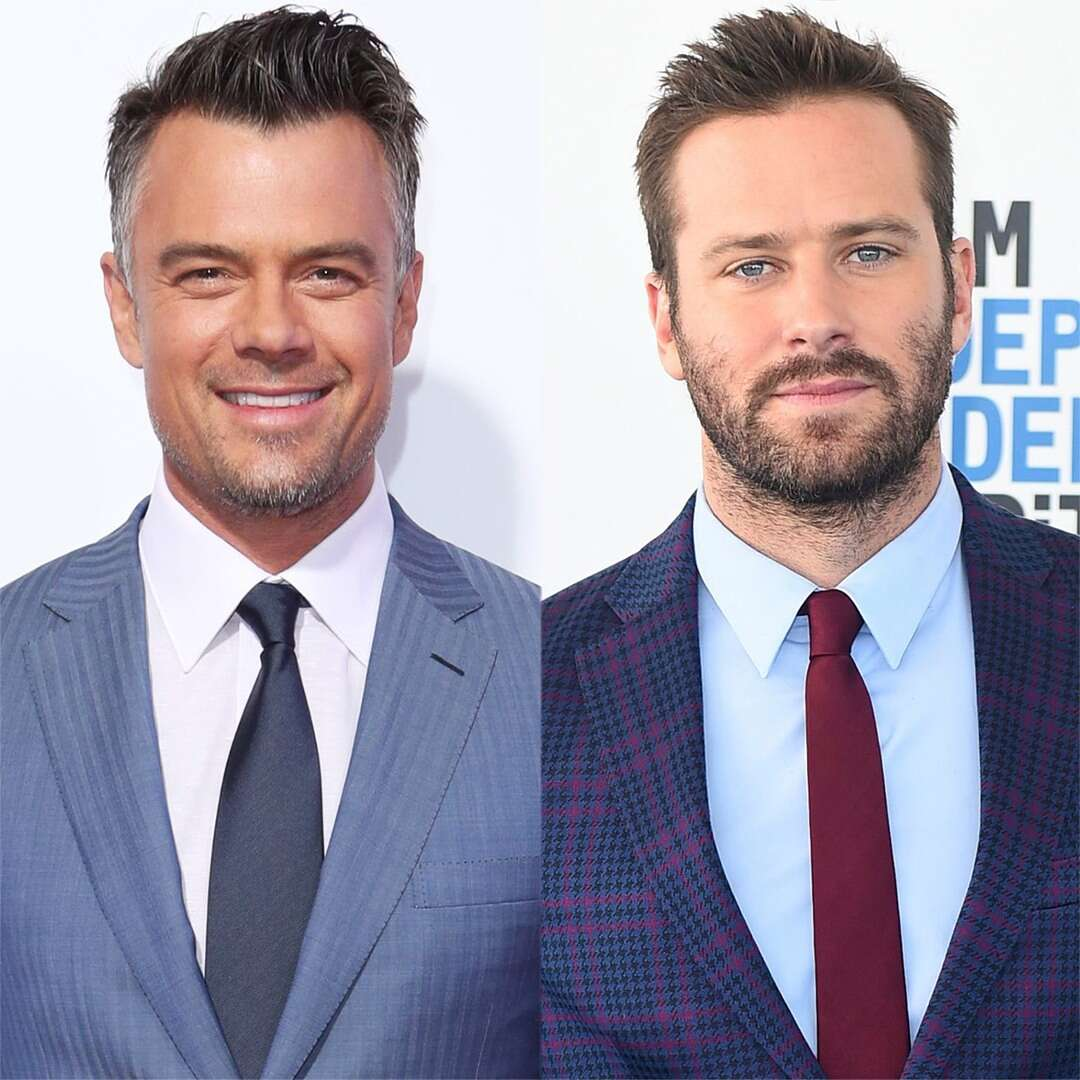 "Josh Duhamel in early talks to replace Armie Hammer in ""Shotgun Wedding"""