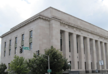 The Tennessee Supreme Court building in Nashville.