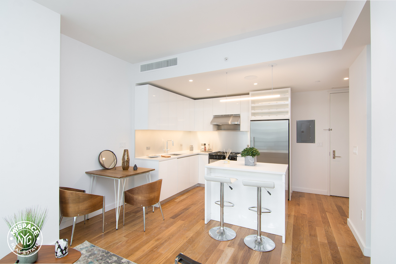 The Azure - Brooklyn two bedroom apartment for rent - 9F