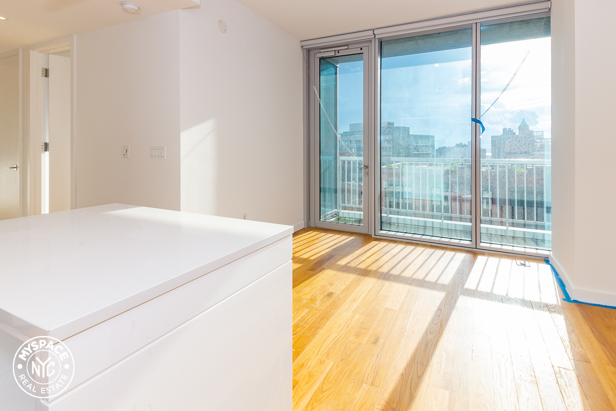 The Azure - Brooklyn two bedroom apartment for rent - 20C