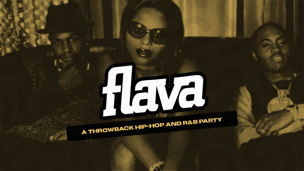 FLAVA: A Throwback Hip-Hop and R&B Party