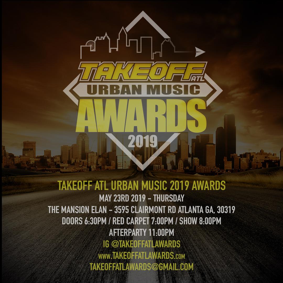 TakeOff Atl Urban Music 2019 Award