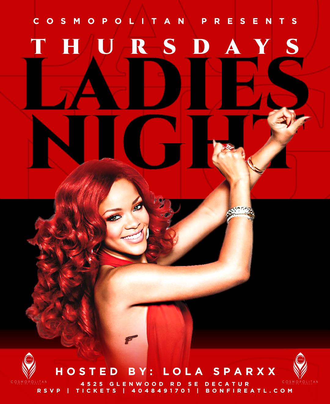 LADIES NIGHT (on da Eastside)