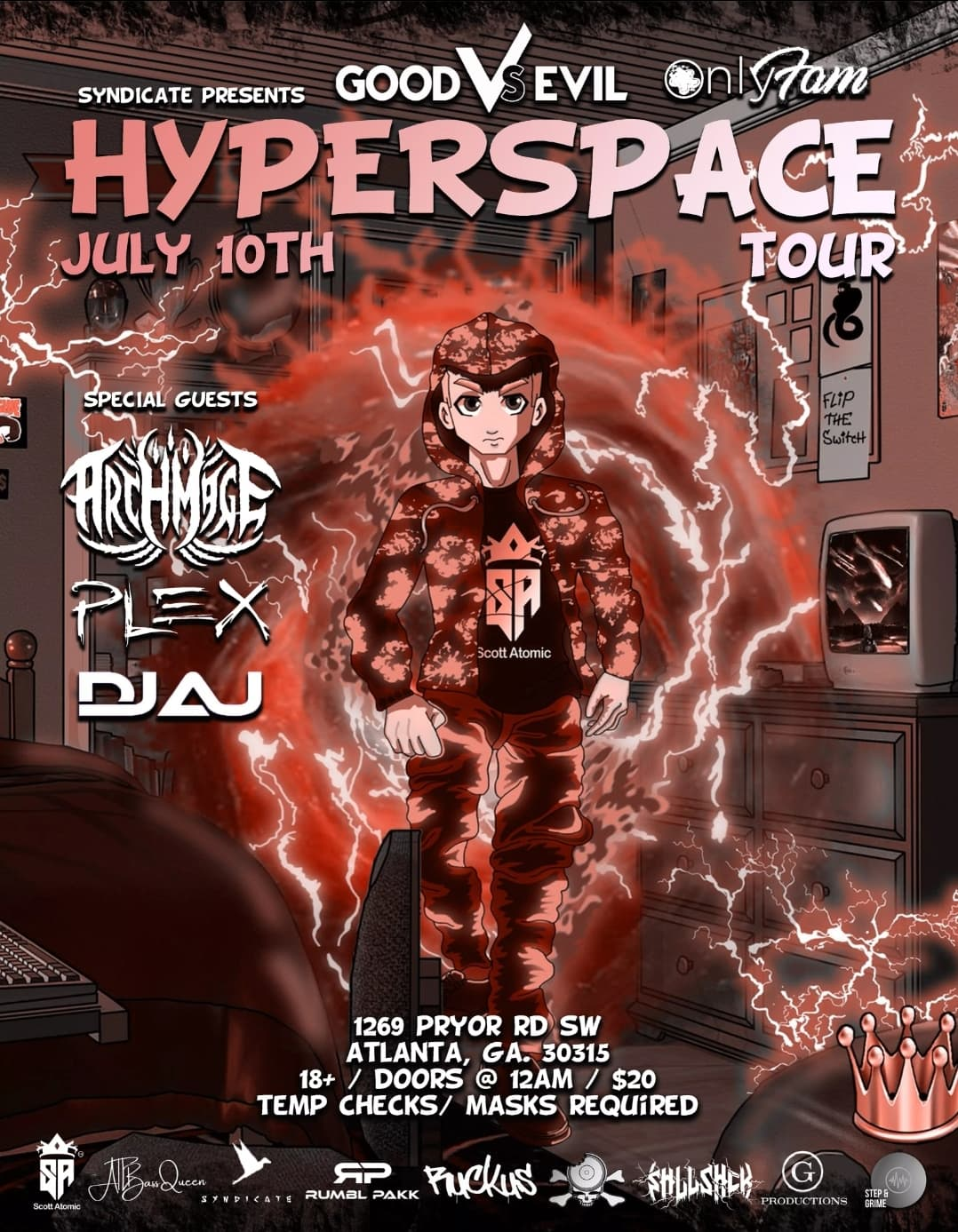 SYNDICATE PRESENTS