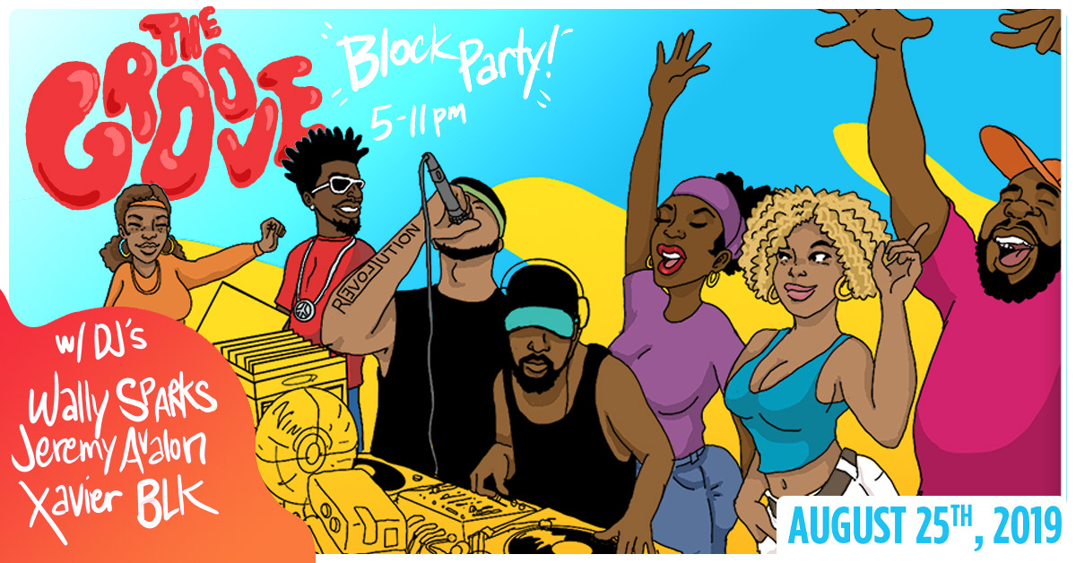 The Groove: Block Party!