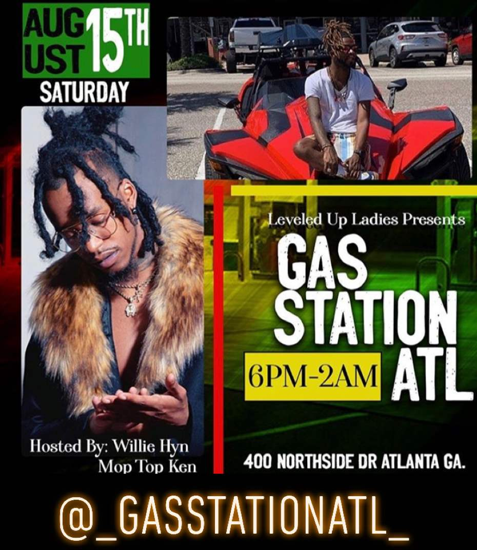 GAS STATION ATL