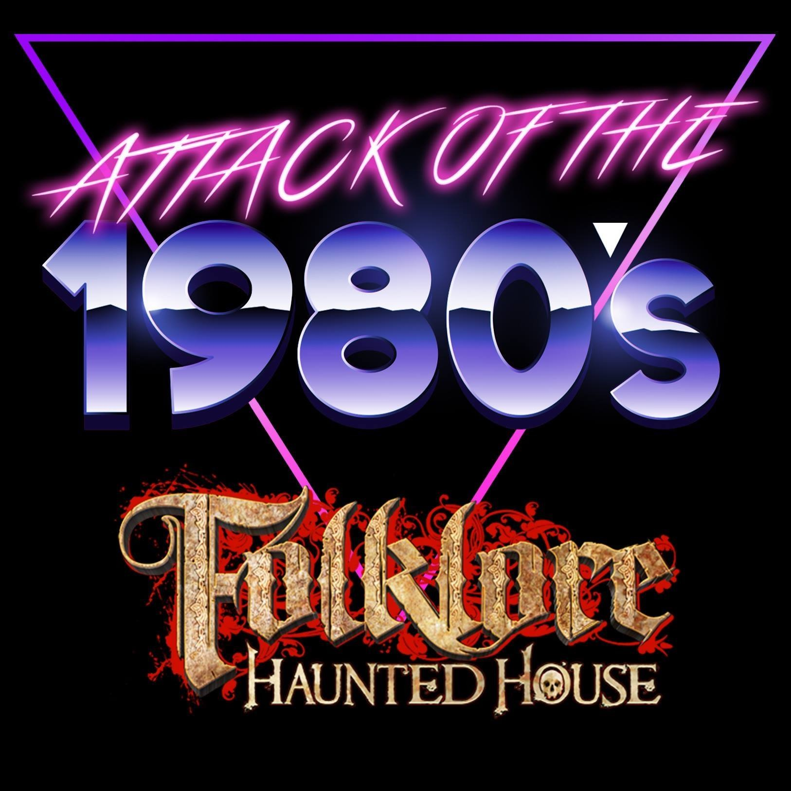 Attack of The 80's