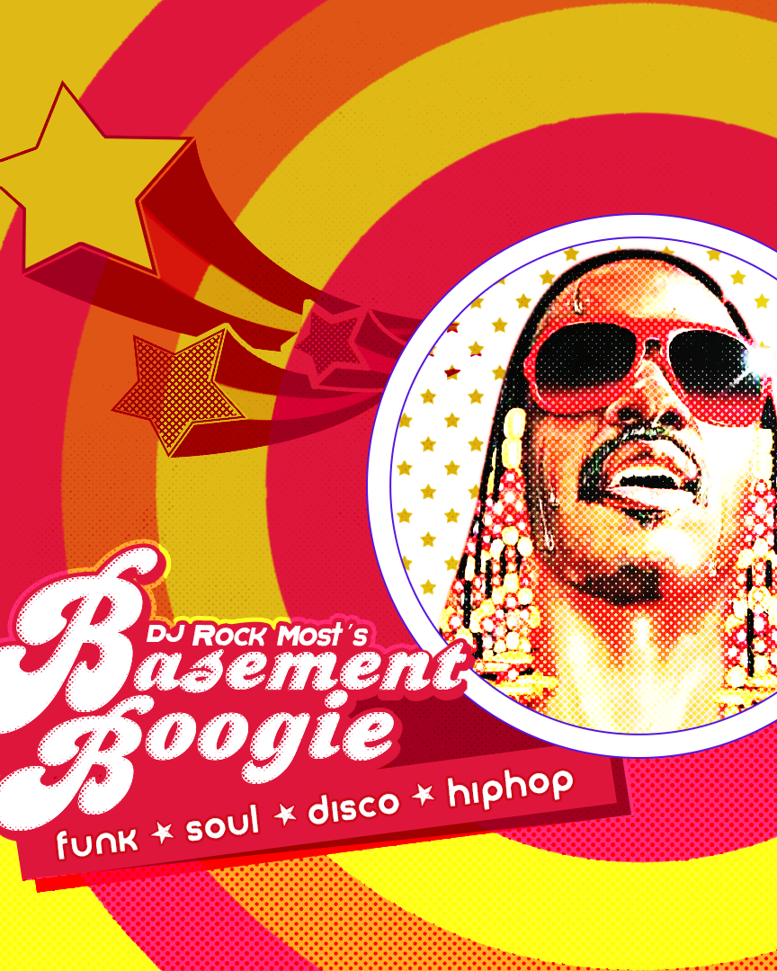 Basement Boogie w/ DJ Rock Most