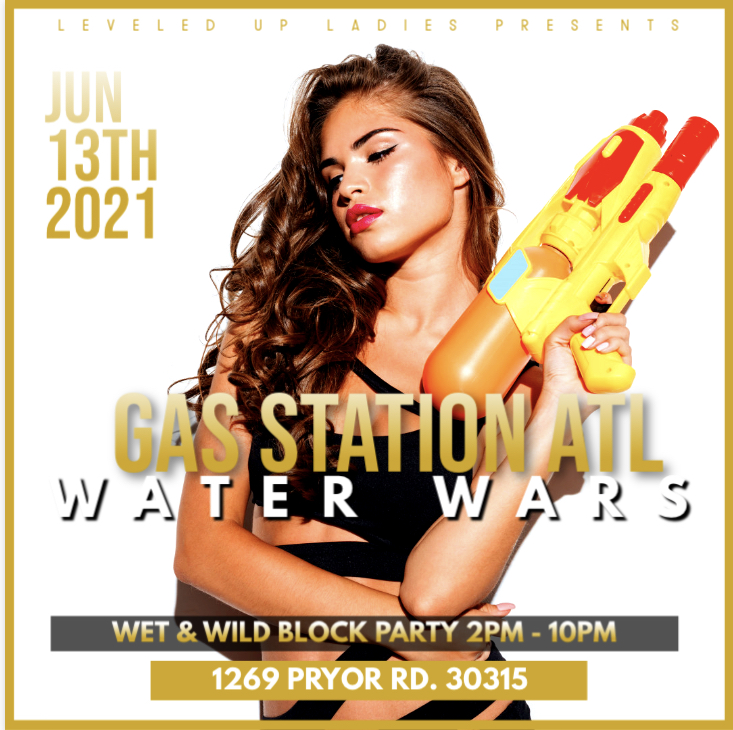GasStationATL WATER WARS